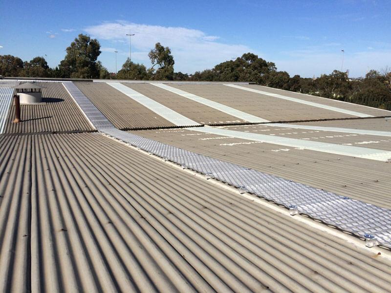 Rooftop Walkways
