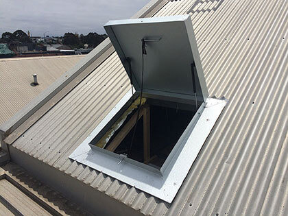 Access Hatch